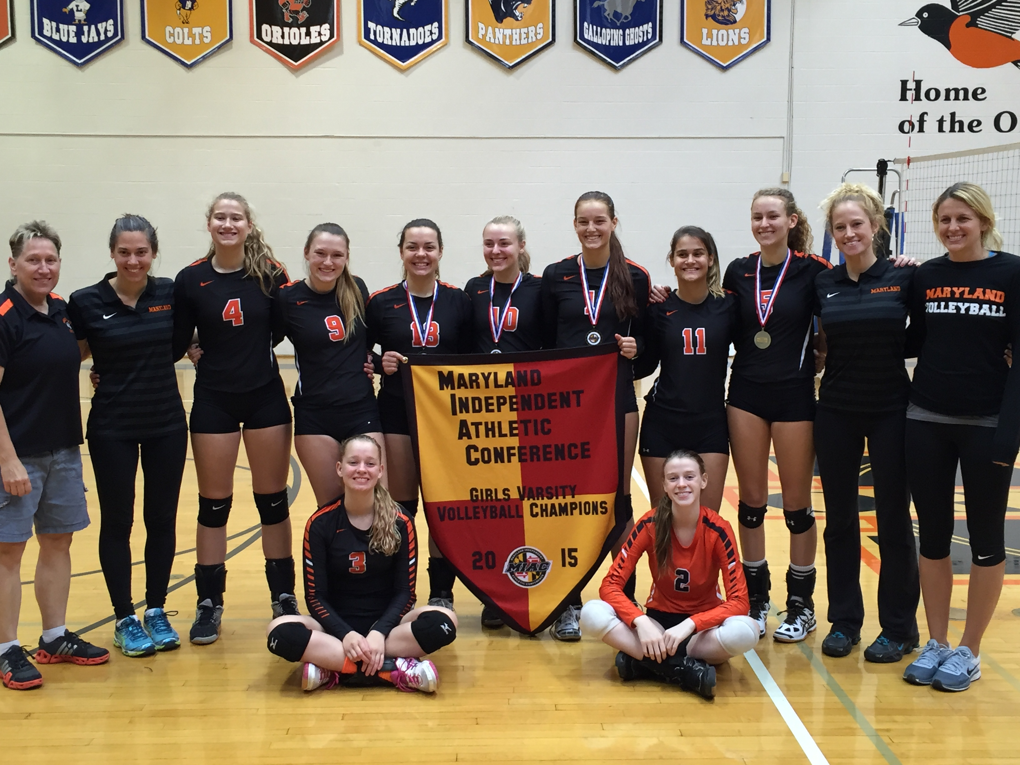 MSD Wins Varsity Volleyball Championship