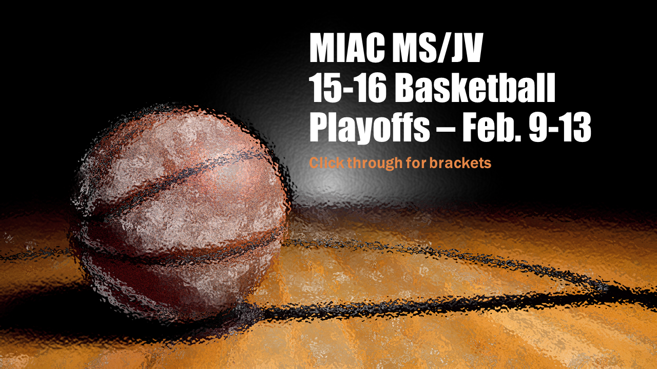 MIAC MS/JV Basketball Updated Playoff Brackets