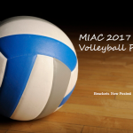 MIAC Volleyball 2017