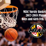 Varsity Basketball Playoffs 2018