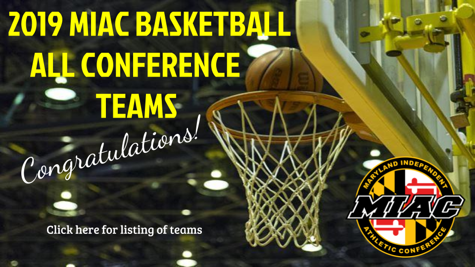 MIAC All Conference Basketball Teams Announced