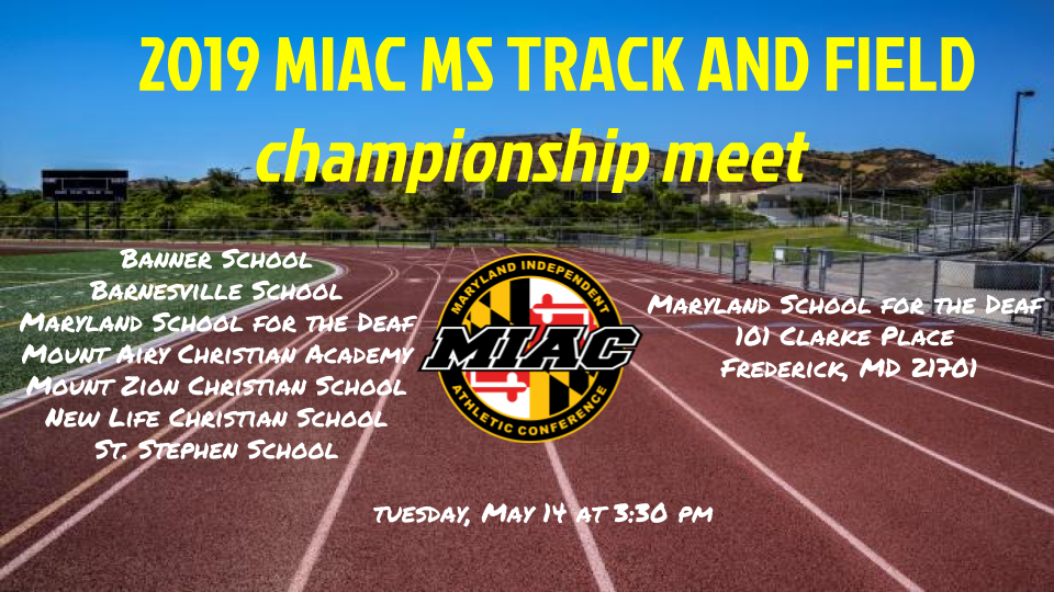 MS Track and Field Championship Meet