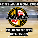 MIAC 2019 Volleyball Playoffs